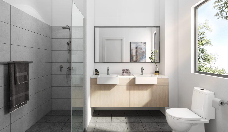 14-18 Wattlebrush Court_Cam 6_Unit B_Type 2_First Floor_Bathroom